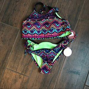 Mudd | NWT Tribal bikini